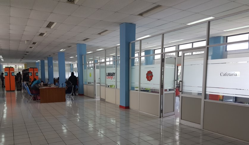 library lounge perpustakaan upi