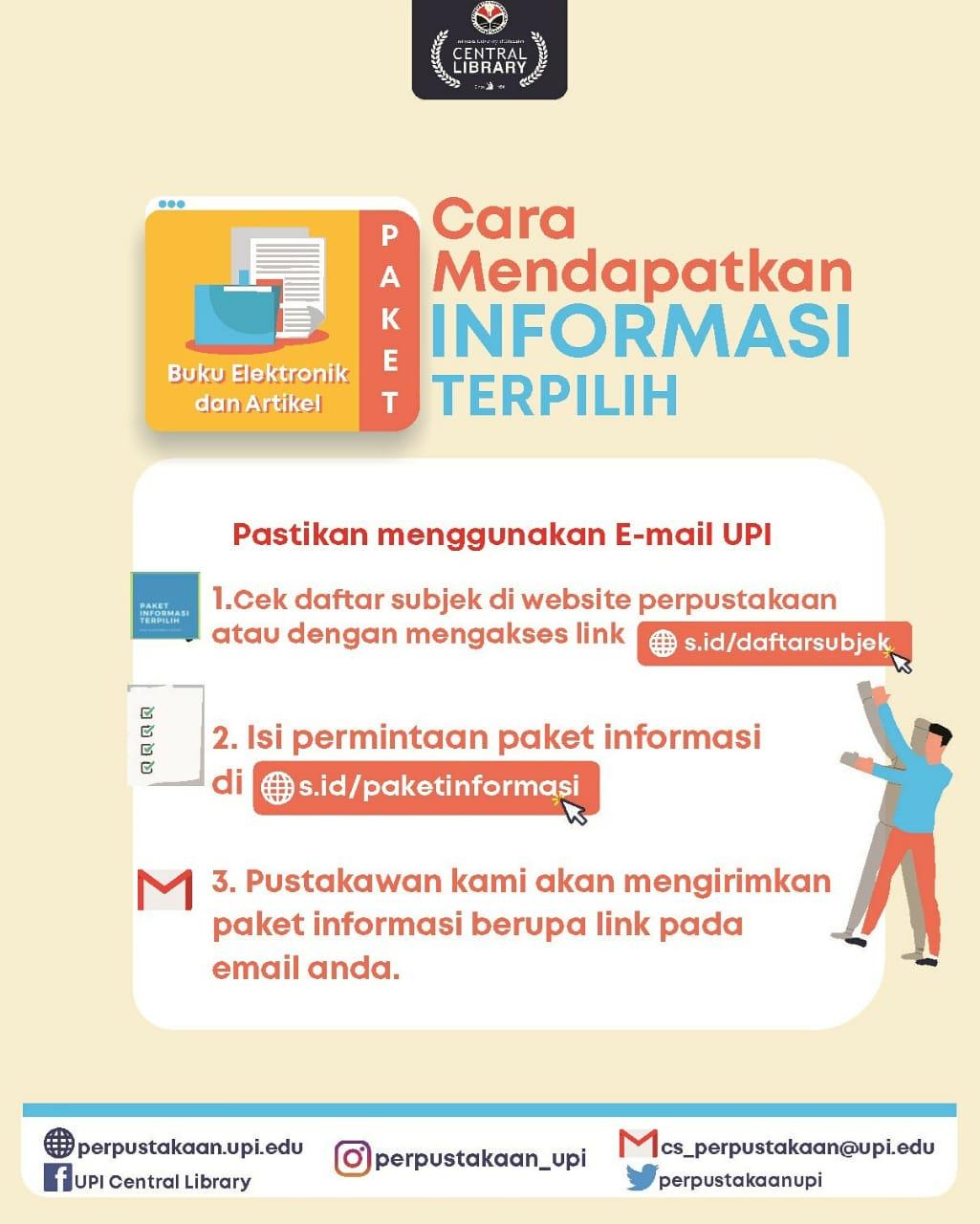 layanan paket informasi terpilih